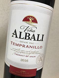 Viña Albali Tempranillo
