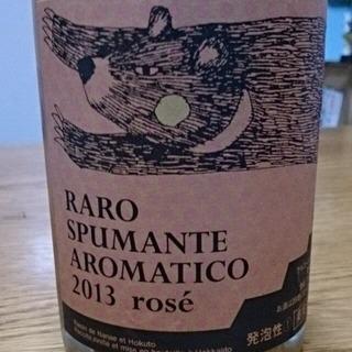 Raro Spumante Aromatico Rosé