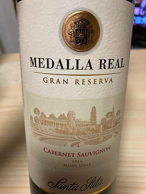 Santa Rita Medalla Real Gran Reserva Cabernet Sauvignon