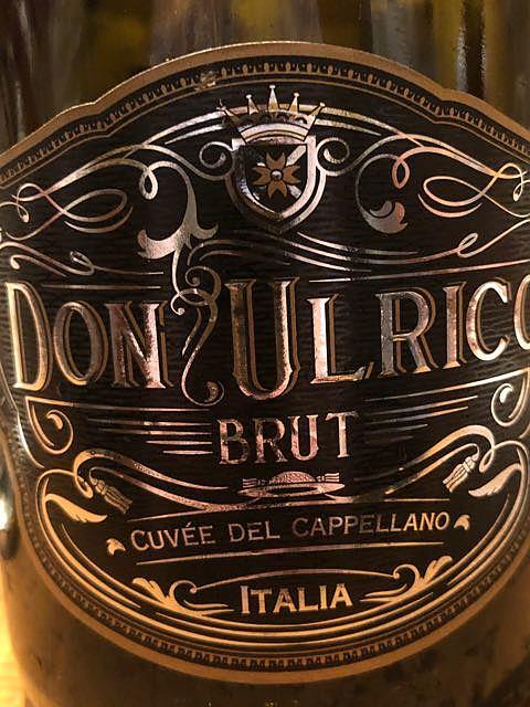 Don Ulrico Brut Cuvée del Cappellano