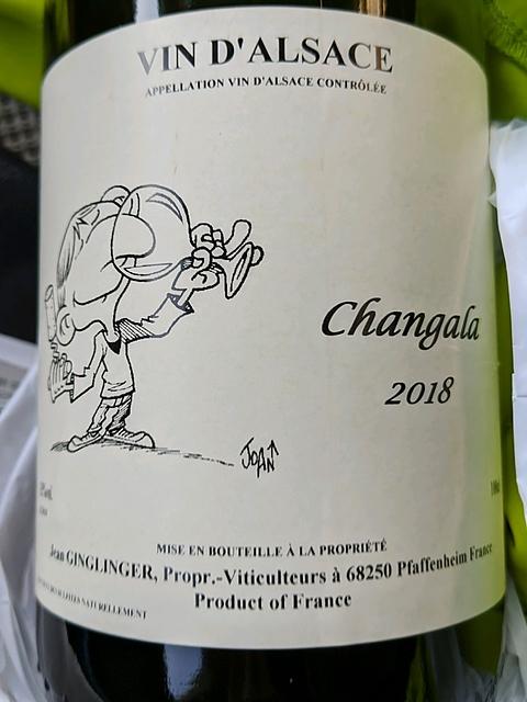 Jean Ginglinger Changala