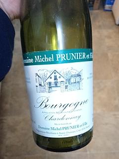 Dom. Michel Prunier et Fils Bourgogne Chardonnay(ドメーヌ・ミシェル・プルニエ・エ・フィス ブルゴーニュ シャルドネ)