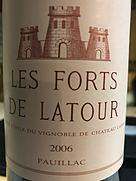 レ・フォール・ド・ラトゥール(2006)