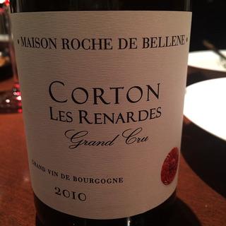 Maison Roche de Bellene Corton Les Renardes Grand Cru