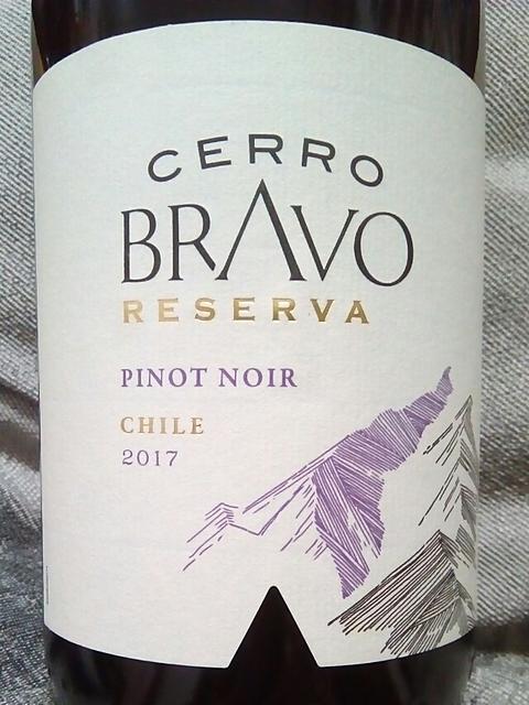 Cerro Bravo Pinot Noir Reserva