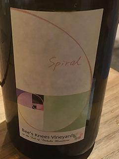 Bee's Knees Vineyards Spiral