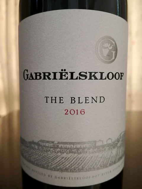 Gabriëlskloof The Blend