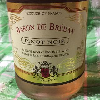 Baron de Bréban Brut Rosé