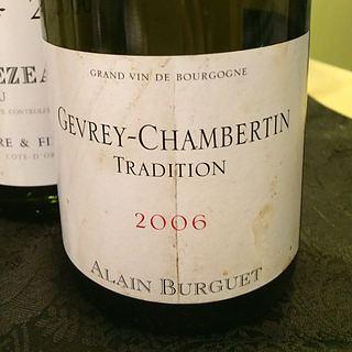Alain Burguet Gevrey Chambertin Tradition