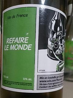 Sébastien Fleuret Refaire le Monde