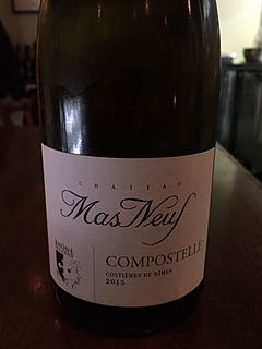 Ch. Mas Neuf Compostelle Rouge