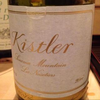 Kistler Sonoma Mountain Les Noisetiers Chardonnay