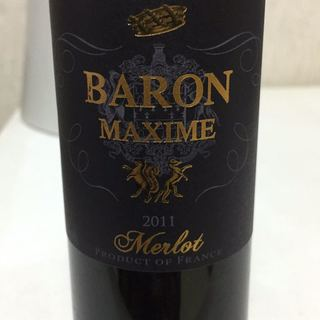 Baron Maxime Merlot