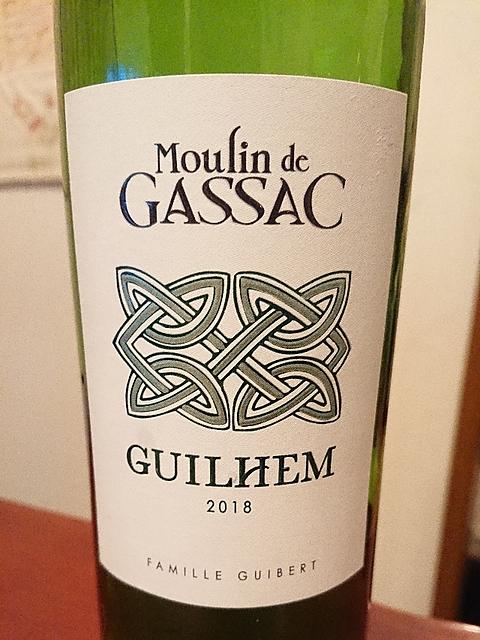 Moulin de Gassac Guilhem Blanc(ムーラン・ド・ガサック ギレム ...
