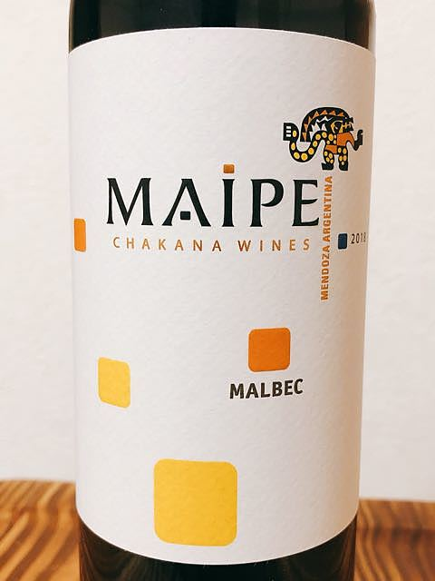 Chakana Maipe Malbec(チャカナ マイペ マルベック)