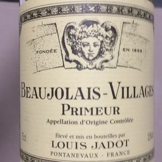 Louis Jadot Beaujolais Villages Primeur