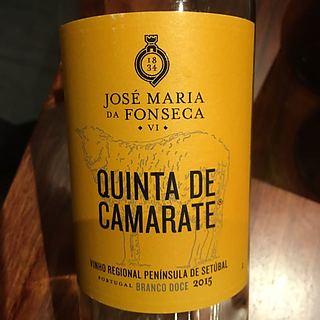 José Maria da Fonseca Quinta de Camarate Branco Doce