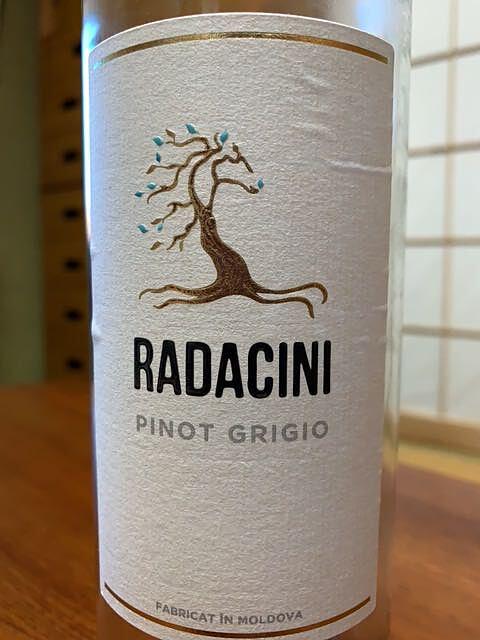 Radacini Pinot Grigio(ラダチーニ ピノ・グリージョ)