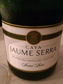 Jaume Serra Cava Semi Seco