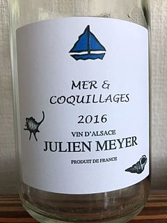 Julien Meyer Mer & Coquillages