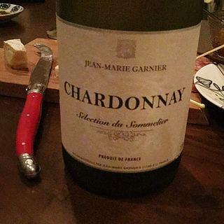 Jean Marie Garnier Chardonnay Selection du Sommelier(ジャン・マリー・ガルニエ シャルドネ セレクション・デュ・ソムリエ)