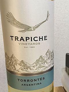 Trapiche Vineyards Torrontés(トラピチェ・ヴィンヤーズ トロンテス)
