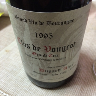 Dupard Ainé Clos de Vougeot Grand Cru