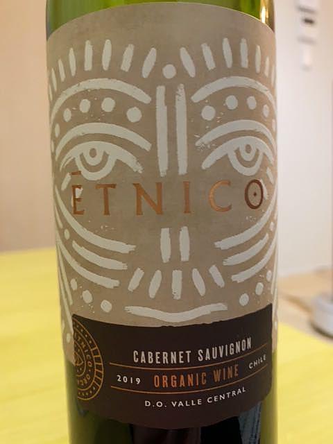 Etnico Reserva Organic Cabernet Sauvignon