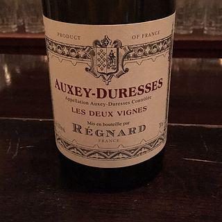 Régnard Auxey Duresses Les Deux Vignes Rouge