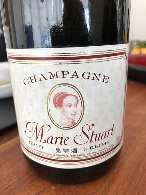 Marie Stuart Brut Tradition