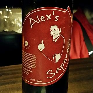 Alex's Saperavi