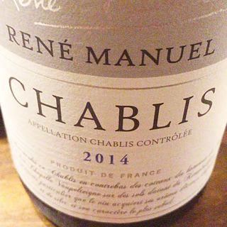 René Manuel Chablis(ルネ・マニュエル シャブリ)