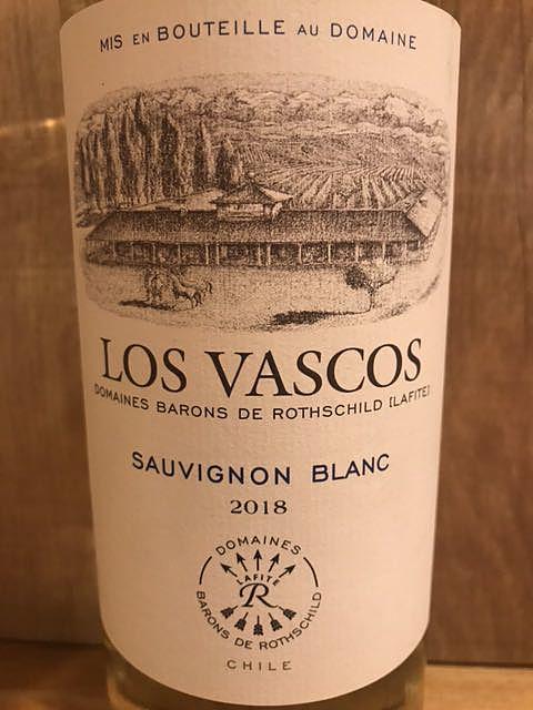 Los Vascos Sauvignon Blanc(ロス・ヴァスコス ソーヴィニヨン・ブラン)