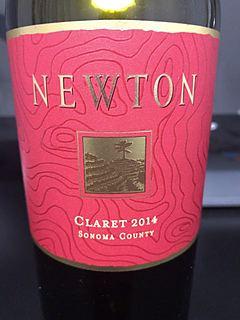 Newton Red Label Claret (Napa)(ニュートン レッド・ラベル クラレット ナパ)
