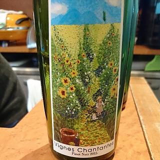 Miyamoto Vineyard Vignes Chantantes Pinot Noir