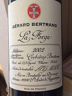 Gérard Bertrand La Forge