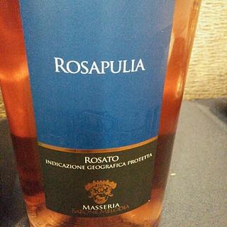 Masseria Barone Melodia Rosapulia