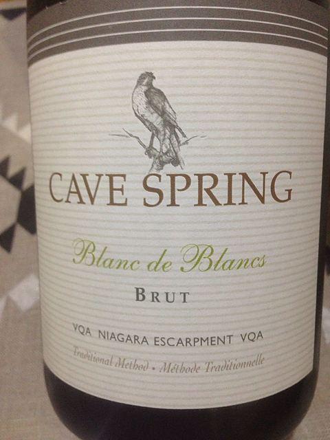 Cave Spring Blanc de Blancs Brut