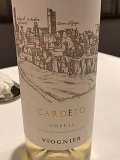 Cardeto Viognier(カルデト ヴィオニエ)