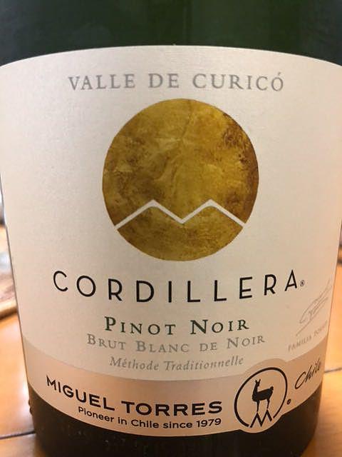 Cordillera Pinot Noir Brut