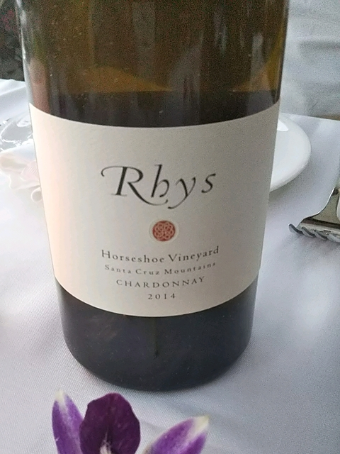 Rhys Chardonnay Santa Cruz Mountains
