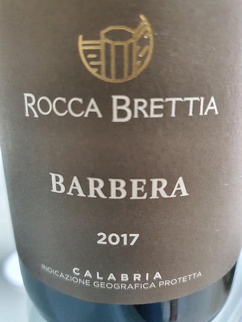 Rocca Brettia Barbera(ロッカブ・レッティア バルベーラ)