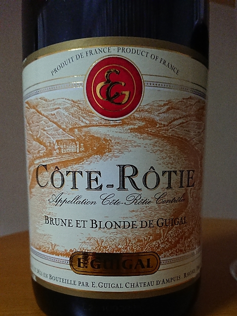 E.Guigal Côte Rôtie Brune et Blonde de Guigal