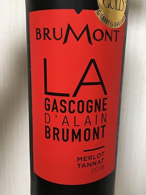 Dom. Alain Brumont Gascogne Rouge Tannat Merlot