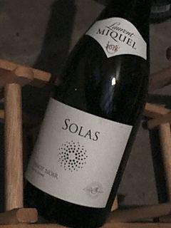 Laurent Miquel Solas Pinot Noir(ローラン・ミケル ソラス ピノ・ノワール)