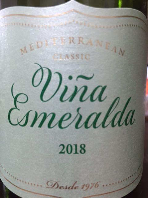 Torres Viña Esmeralda Blanco
