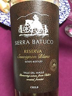 Sierra Batuco Reserva Sauvignon Blanc