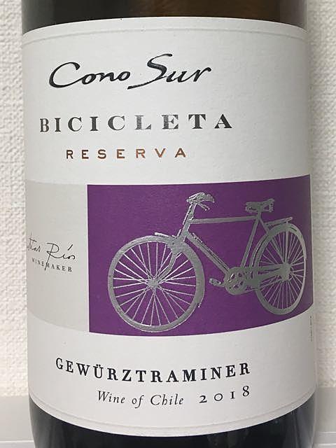 Cono Sur Bicicleta Gewürztraminer Reserva