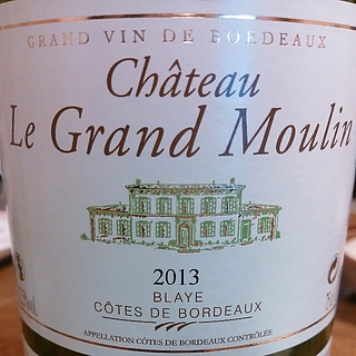 Ch. Le Grand Moulin Blanc