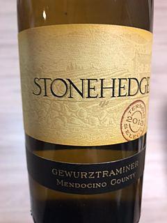 Stonehedge Gewürztraminer Mendocino County